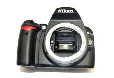 Nikon D D40 6.1 MP Digital SLR Camera Body Only with battery Shutter Count:5741