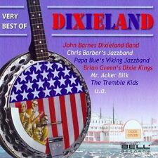 Very Best Of Dixieland (John Barnes, Tremble Kids, Papa Bue) 2009 CD BELL