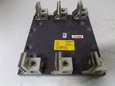 BUSS 600V-200A CLASS-R FUSE HOLDER R60200-3CR
