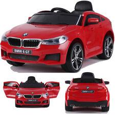 BMW GT 640i SUV Kinderauto Kinderfahrzeug Kinder Elektroauto mit Türen 12V Rot