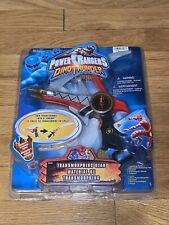 Power Rangers Dino Thunder Transmorphing Gear* Disney Store Toy Quest* New Rare