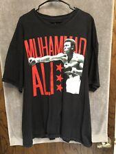Muhammed Ali Legendary Greatest Champ Graphic T-Shirt Men's Sz 4XL