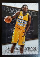 Kenneth Faried 2013-14 Panini Knight School #5