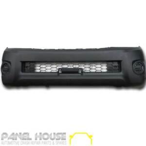 Bumper Bar FRONT Plastic Fits Toyota Hilux 2WD & 4WD SR WorkMate 08/08-05/11