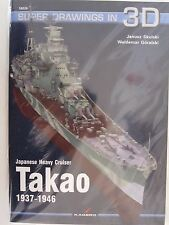 Kagero Book: Japanese Heavy Cruiser Takao 1937-1946
