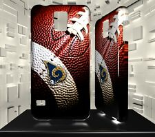 Coque rigide pour Samsung Galaxy S5 Saint Louis Rams NFL Team 03