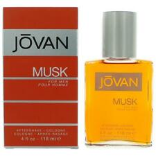 Jovan Musk Aftershave Cologne for Men 4 oz New in Box