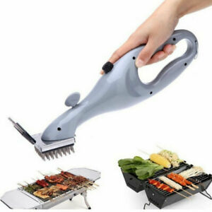 BBQ Vapor Cleaner Brush Barbecue Stainless Steel Cleaning Churrasco Outdoor 2021