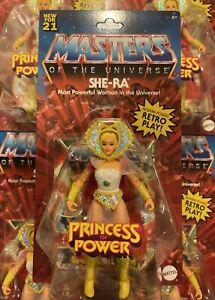Mattel MOTU Masters of the Universe Origins She-RA Action Figure ***IN STOCK