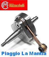 5167 ALBERO MOTORE MAZZUCCHELLI TIPO ORIGINALE VESPA 125 PRIMAVERA ET3
