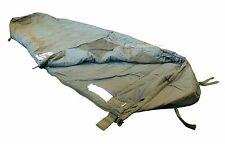 BRITISH ARMY LIGHTWEIGHT SLEEPING BAG - SIZE LARGE - WATERPROOF - NEW - [12917]