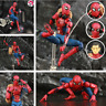 "Marvel Spider Man Tom Holland 6"" Action Figure Homecoming Ver Spiderman Legends"