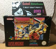 Breath Of Fire II / Super Nintendo / PAL + Manual Españolizado