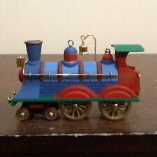Hallmark Keepsake Ornament Collector'S Club Limited Edition Christmas Train 1990