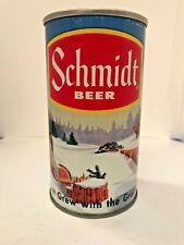 Schmidt Straight Steel Moose Beer Can