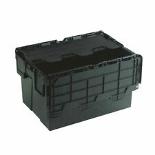 More details for attached lid 54l black container 375814 - sby21375