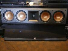 klipsch rc-64 Center Channel speaker