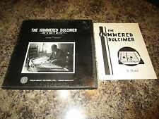 THE HAMMERED DULCIMER  BOX SET ( HOW TO MAKE IT AND PLAY IT ) w/ Inserts  G3156