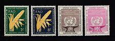 UNO New York postfrisch Jahrgang 1954