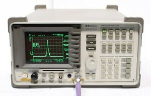 HP Agilent Keysight 8593A 9kHz - 22GHz Spectrum Analyzer