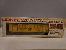 Lionel Western & Atlantic Baggage Car #6-9551 NOS 51-169