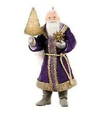 2012 Hallmark Father Christmas Special Edition Limited Quantity Ornament New