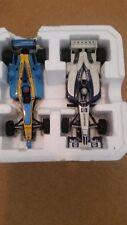 F1 Renault et Williams Scalextric 1:32 voitures