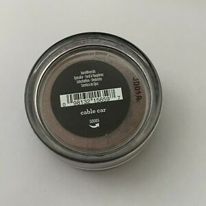 bareMinerals  - Eyecolor - Eyeshadow -   CABLE CAR   -  Sealed - FULL SIZE