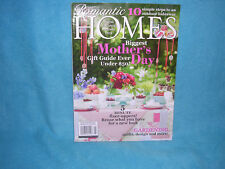 Romantic Homes May 2012, Mother's Day Issue, Gift Guide Under $50.00