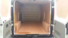 Vauxhall Vivaro LWB OLD SHAPE PART KIT 2002-2014 ply lining kit