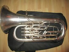 BESSON NEW STANDARD PROFESSIONAL COMPENSATING EUPHONIUM #558xxx  Great Player!