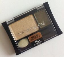 Maybelline Duo Eyeshadow 90D Sunkissed Olive Gold Copper Metal Sealed