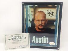 Stone Cold Steve Austin Signed Autograph Photo WWE WWF WCW With COA