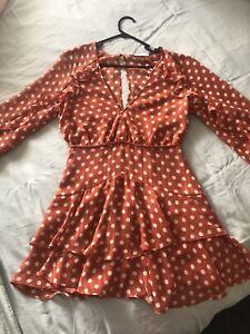 Talulah Love Token Mini Dress (M)