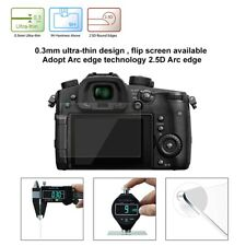FOR PANASONIC DMC-LX100/GH5 CAMERA 2.5D CURVED EDGE HARDNESS SCREEN PROTECTOR 2