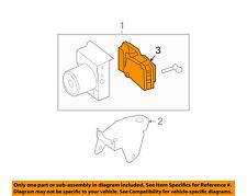 FORD OEM Anti-lock Brakes-Control Module 9W7Z2C219A