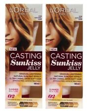 L'oreal Casting Sunkiss Jelly 02 Dark Blonde to Light Blonde