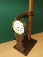 Clock movement test repairer stand French design now bigger for longer pendulums