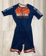 Wattie Ink Womens Triathlon Speed Suit Medium
