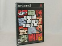 Grand Theft Auto III / 3 . Sony PlayStation 2 / PS2 Game . Complete w/ Manual