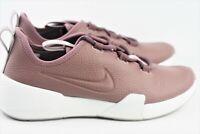 Womens Nike Ashin Modern Size 10 Leather Running Shoes Smokey Mauve AV1335 200