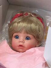 Nib Coa Susan Wakeen Mommy's Little Helper 19� Doll Numbered 45/750