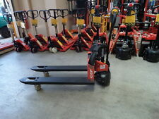 Great Value, Electric Pallet Jacks,1.2 Ton,Lithium Battery Only $2,200+GST!!