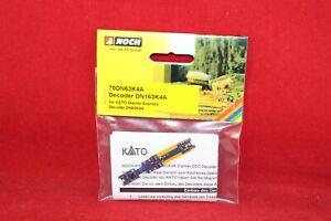 Noch/Kato 70DN63K4A Spur N DCC Decoder Tauschplatine für E-Lok Ge 4/4 II/III/NEU