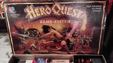 Heroquest Game System US edition complete set Hero Quest editione USA