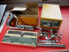 New ListingStanley No.50 Combination Plane in Original Box,All Complete.