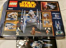 Star Wars LEGO.. #75041 Series Empty Box.. Plus Booklet...