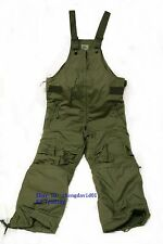 New US Marine Extreme Cold Weather Combat Pants Aircrewmen's Overall BIBs S
