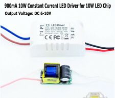 Isolated 900mA 10W Led Driver AC 110V 220V to DC 6-10V Power Supply for 10W
