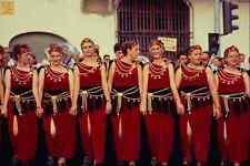 575069 Moros y Cristianos Fiesta Moraira España A4 Foto Impresión